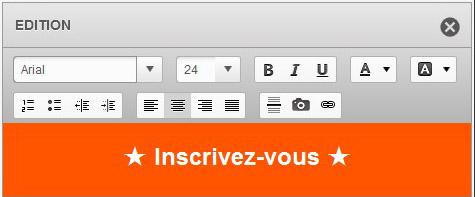 Screen Sarbacane - Editeur formulaire séparateur
