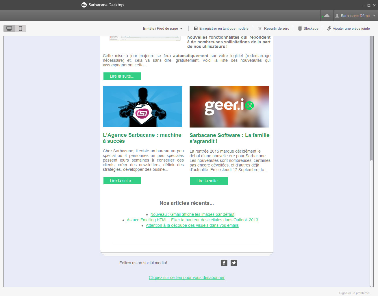 WordPress rendu final